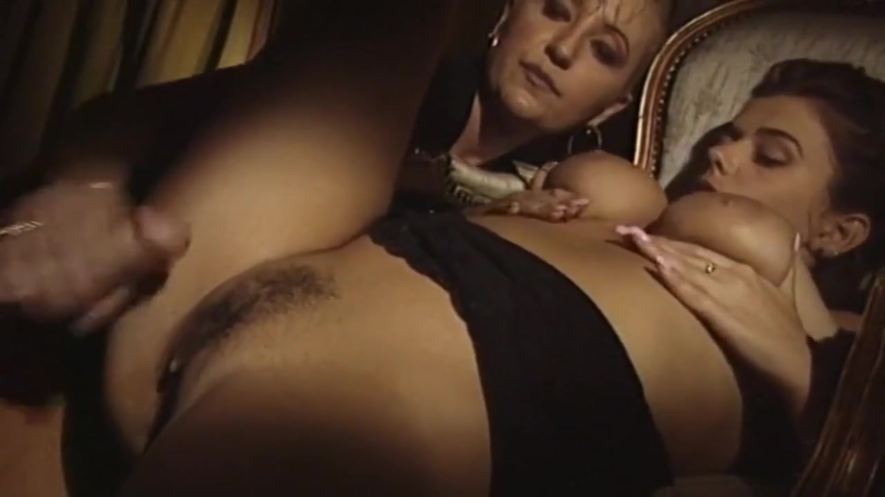 his cock in her ass